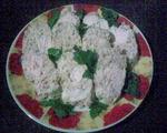 Холодная куриная закуска