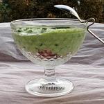 Читать дальше 'Салат-коктейль с зеленым горошком и копченой грудинкой'